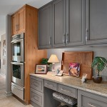 Double Ovens and More Counter Space