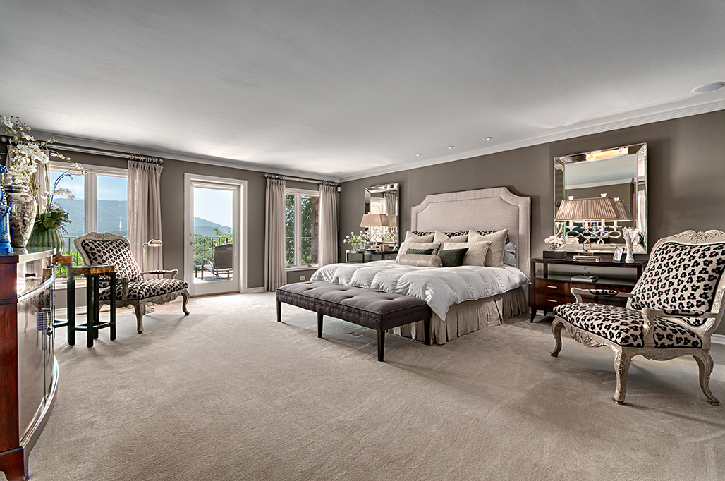 Master Suite on Main Floor